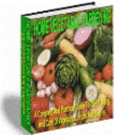 vegetable garden ebook