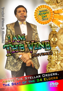 I Am The Vine (Divine) Above The Stellar Orders, The Seat Of The 24 Elders | Movies and Videos | Religion and Spirituality