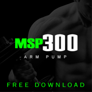 msp300 arm pump