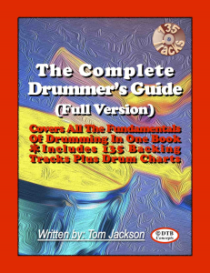 the complete drummer's guide (full version) fully interactive flip book - for pc