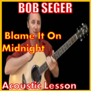Learn to play Shame On The Moon by Bob Seger | Movies and Videos | Educational