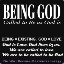 Being God | eBooks | Religion and Spirituality