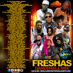 Dj Roy Freshas Dancehall Mix 2016 | Music | Reggae