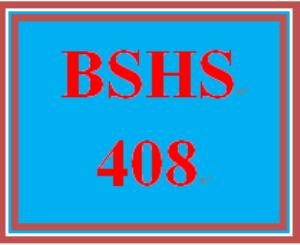 BSHS 408 Week 4 Repressed Memories | eBooks | Education