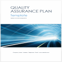 Quality Assurance Plan Template (MS Word + 7 Excels) | Software | Software Templates