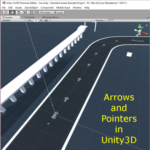 First Additional product image for - ARROWS and POINTERS for Game Dev (BLEND, DAE, FBX, OBJ)