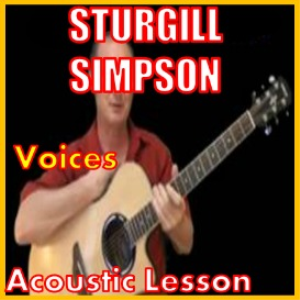 Learn to play Voices by Sturgill Simpson | Movies and Videos | Educational