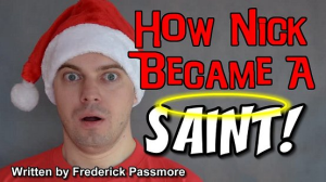 how nick became a saint