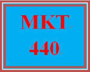 MKT 440 Week 5 Digital Marketing Plan – Final | eBooks | Education