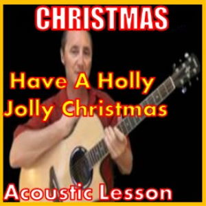 learn to play have a holly jolly christmas (new) christmas songs