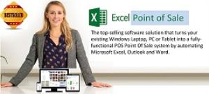 excel point of sale - cash register
