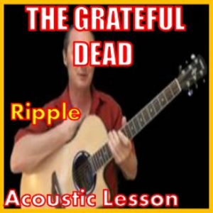 learn to play ripple by the grateful dead