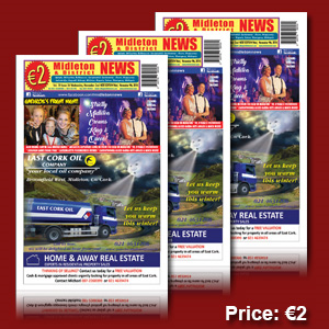 Midleton News November 2nd 2016 | eBooks | Magazines