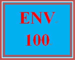 ENV 100 Week 4 Waste and Energy Presentation | eBooks | Education