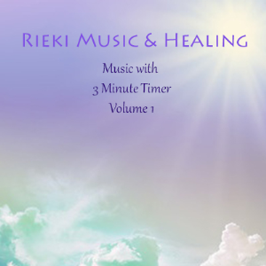 reiki music & 3 minute timer bell; volume 1