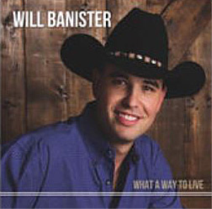 Will Banister_Shreveport | Music | Country