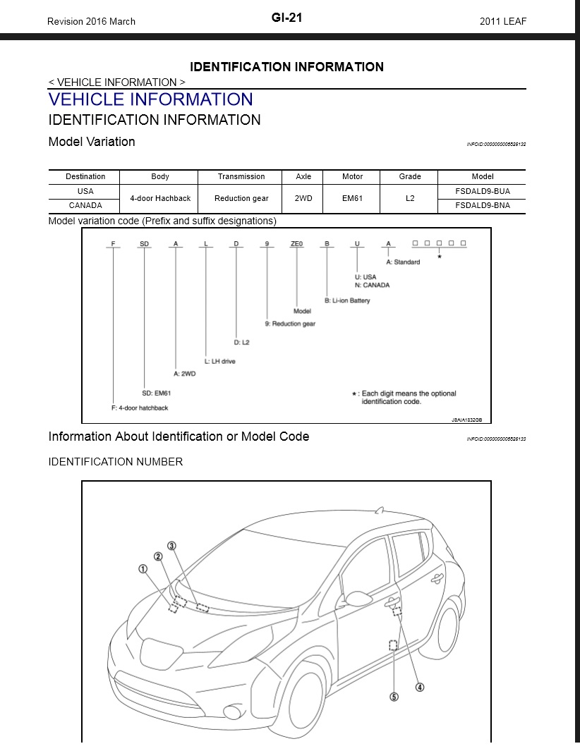 Wiring Diagram Nissan Leaf Undefined 2011 Diagrams Repair Scheme 2012 Parts Deal