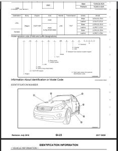 Infiniti QX50 J50 2017 Service & Repair Manual & Wiring diagram | eBooks | Technical