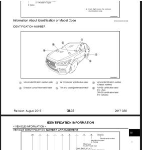 2017 Infiniti Q50 Hybrid v37 Service Repair Manual & Wiring Diagram | eBooks | Technical