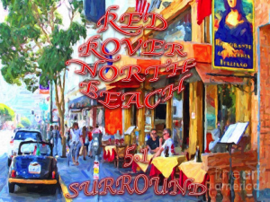 Red Rover North Beach 5.1 Surround | Music | Rock