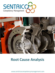 root cause analysis course - complete training material