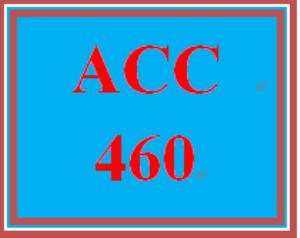 ACC 460 Week 2 Exercise 4-15: Examine the CAFR | eBooks | Education