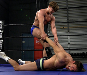 2705-HD-Alex Waters vs Zack Johnathan | Movies and Videos | Action