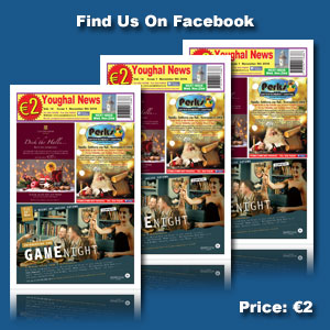 Youghal News November 9th 2016 | eBooks | Magazines