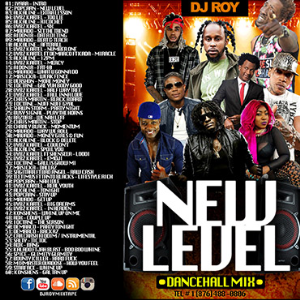 dj roy next level dancehall mix