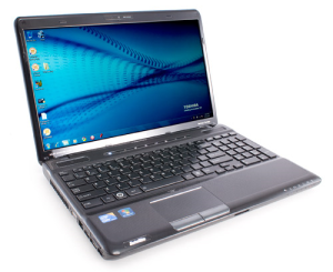toshiba satellite a665 laptop windows 10 installation