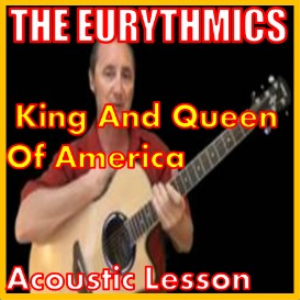 learn to play king and queen of america by the eurythmics