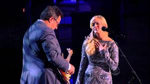 how great thou art carrie underwood vince gill for full orchestra