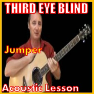 learn to play jumper by third eye blind
