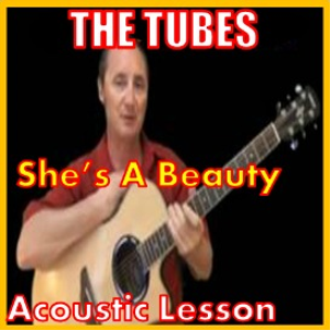 Learn to play She's A Beauty by The Tubes | Movies and Videos | Educational