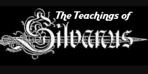 teachings of silvanus