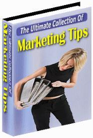 The Ultimate Collection Of Marketing Tips | eBooks | Business and Money