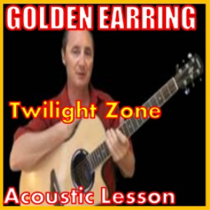 learn to play twilight zone by golden earring