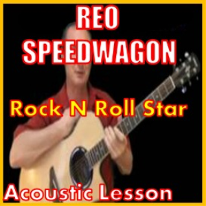learn to play rock n roll star by reo speedwagon