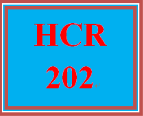 First Additional product image for - HCR 202 Week 2 Health Care Reimbursement Worksheet