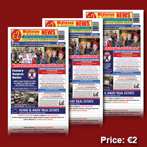 Midleton News November 23rd 2016 | eBooks | Periodicals