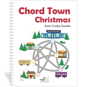chord town christmas, single user license