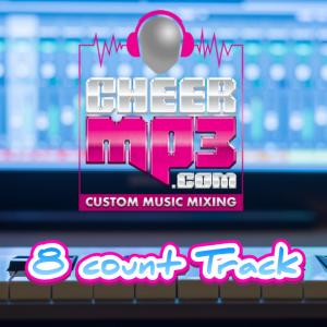 cheermp3 8 count track