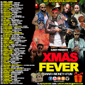 dj roy xxxmas fever dancehall mix
