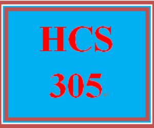 HCS 305 Week 4 Career Spectrum Scavenger Hunt | eBooks | Education