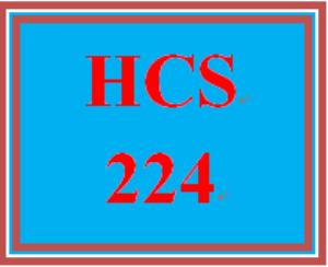 HCS 224 Week 3 Office Procedures Worksheet | eBooks | Education