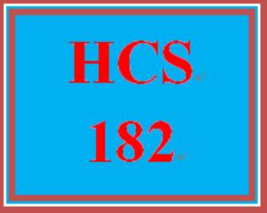 HCS 182 Week 3 Health Care Billing | eBooks | Education