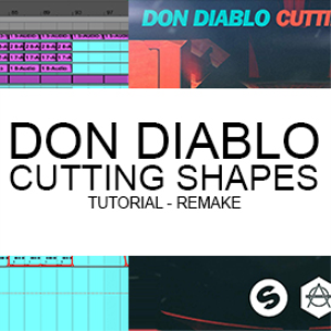 Cutting Shapes Files | Music | Dance and Techno