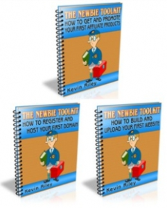 The Newbie Tool Kit | eBooks | Business and Money