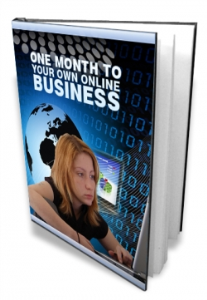 1 Month to Own your Own Business | eBooks | Business and Money