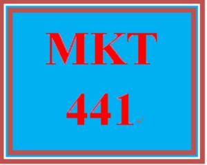 MKT 441 Week 3 Instruments with Various Measurement Scales Worksheet | eBooks | Education